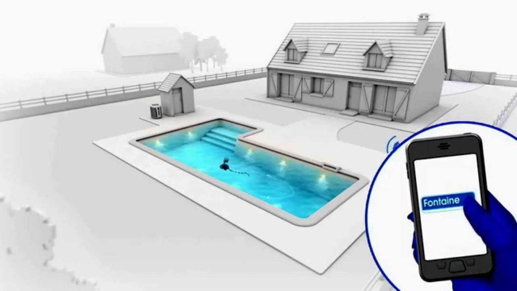 automatisé piscine système