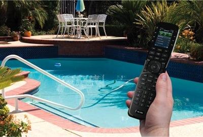 piscine domotique automatisé