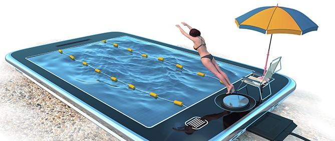 piscine domotique